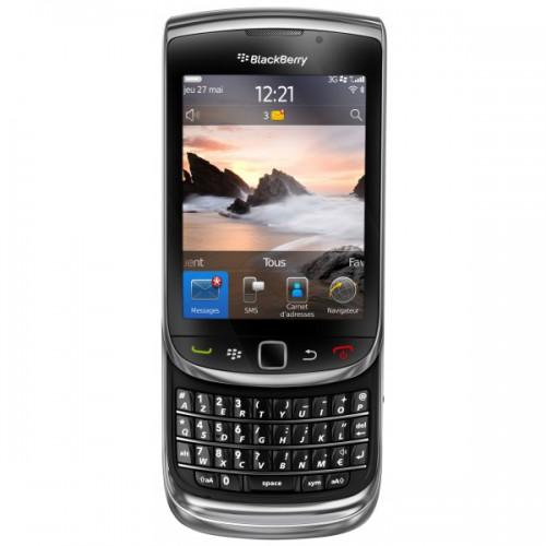 BlackBerry Torch 9800 Noir