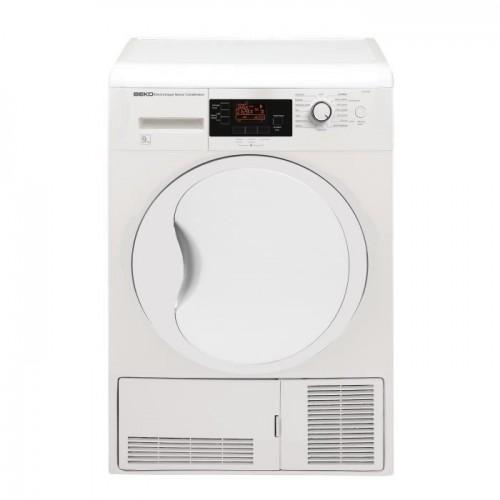 Sèche-linge BEKO SLC09W1 - 9kg - Condensation - Classe B - Blanc
