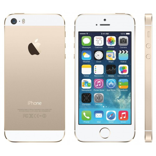 IPHONE 5S Gold- Neuf- 16GB