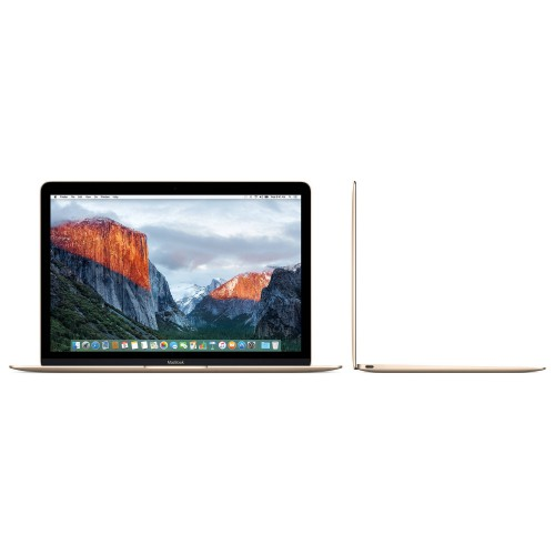 MacBook 12'' Retina - 512 Go - Or